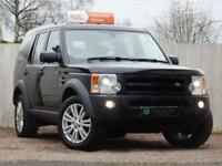 2008 57 LAND ROVER DISCOVERY 2.7 3 TDV6 HSE 5D AUTO 188 BHP DIESEL