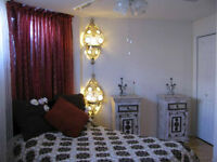 Beutiful room! For short time rentals! Close to Bombardier Inc.!