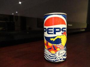 Vintage Chewing Tobacco Tin, 1990 Pepsi Can & Reproduction Jug Kitchener / Waterloo Kitchener Area image 6