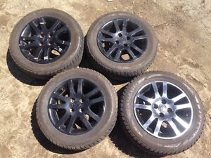 Mags rims honda civic si sir 4x100 15pouces