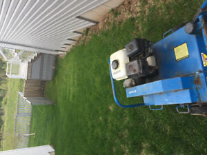 Aeration Lime and Fertilizer/ put your lawn to bed service.