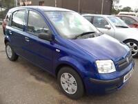 2008 Fiat Panda 1.2 Dynamic Only 1 Owner 60K FSH Low Insurance Blue VGC