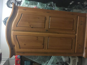 Great quality - Alder Armoire