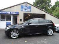 2010 60 BMW 1 SERIES 2.0 116D M SPORT 5D 114 BHP 5 DOOR