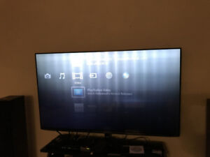 """LG 65"""" 4K Television TV 65UB9200 - for parts"""
