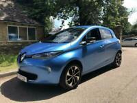 2017 Renault Zoe R90 41kWh Dynamique Nav Auto 5dr (Battery Lease) HATCHBACK Elec