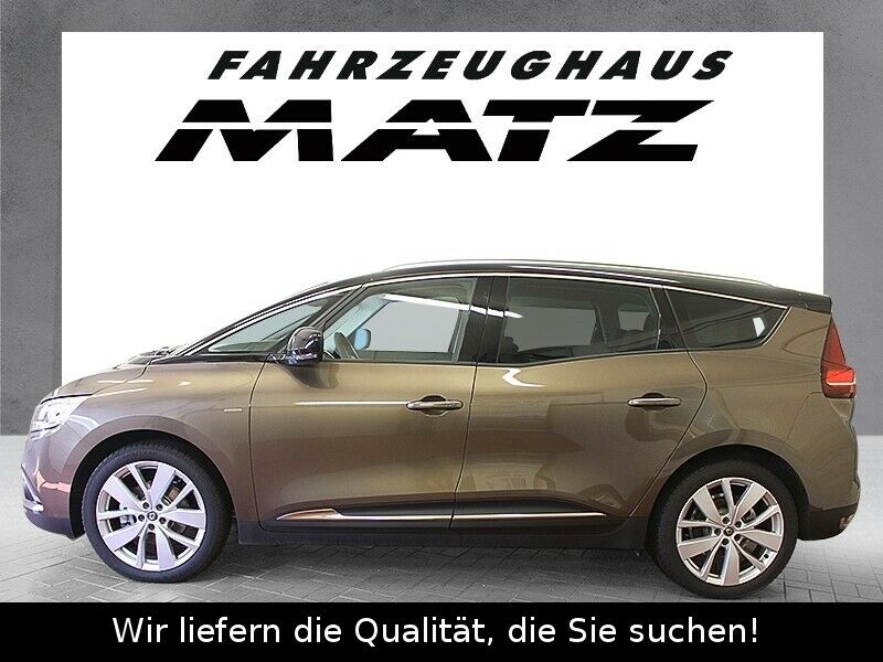 Renault Grand Scenic dCi120 EDC Limited*R-Link*