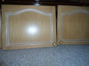 Chateau Maple kitchen cabinets for sale