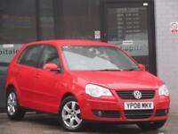 2008 Volkswagen Polo 1.4 TDI Match 5dr