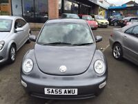 VW BEETLE 1.4 only 77000 miles