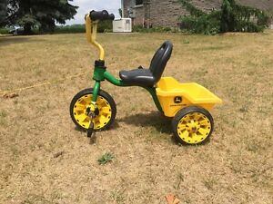 John Deere tricycle
