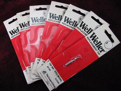 Weller Soldering Iron Tips - Pick From Our Selection.
