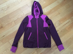 Ivivva zippered jacket