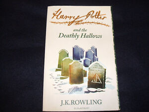 Harry Potter and the Deathly Hallows- J.K. Rowling
