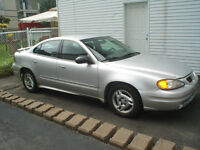 2003 Pontiac Grand Am NÉGOCIABLE