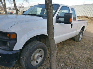 2009 F-250, low km and great shape. Price reduction!!