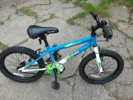 Boys bike 18ins wheels