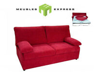 SOFA LIT DOUBLE  65""