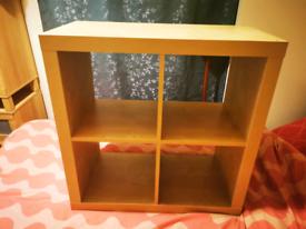 IKEA Kallax/Expedit 2x2 Wood Effect Storage Unit