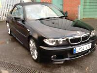 BMW 330 3.0 2003MY Ci Sport BLACK,FULL CREAM LEATHER