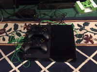 Selling xbox one with 2 controllers