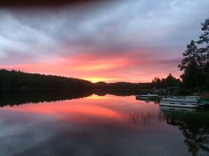 Waterfront Cabin - Weekly Rentals Available