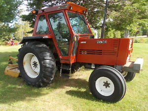 1993 New Holland (Fiat) 90HP Tractor(2wd) With Creaper gear