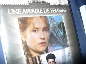 DVD Une affaire de femmes