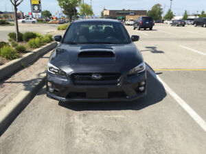 2016 Subaru WRX Sport with Low kms