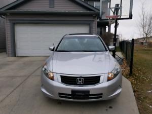 2008 Honda Accord Sedan Need Gone