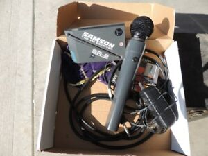 shure sm58 wireless mic.