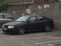 Skoda Octavia running over 200 BHP