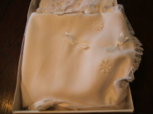 Beautiful Baptism Outfit