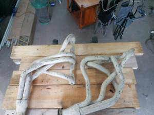 Headers BlackJack Small block Chevy 73-85