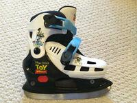 Toy Story Adjustable Ice Skates