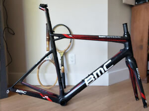 Bmc slr01 time machine frame set