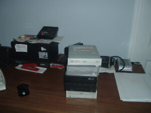DVD writers and Roms
