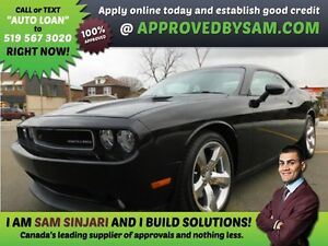 R/T CHALLENGER - Bad Credit? GUARANTEED APPROVAL.