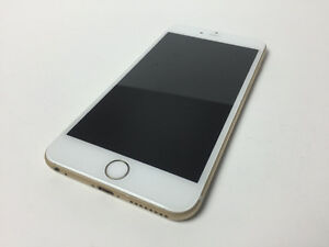 iPhone 6 Plus - 16GB - Gold - Locked to Fido! Looks Like NEW!!!