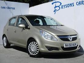 2008 58 Vauxhall Corsa 1.4i 16v Club Automatic for sale in AYRSHIRE