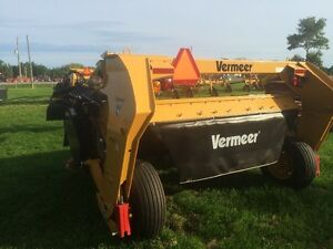 Vermeer MC3300 Mower Conditioner