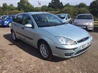 2004 Ford Focus 1.6 i 16v LX 5dr