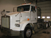 2000 KENWORTH T800 TRUCK TRACTOR FOR SALE