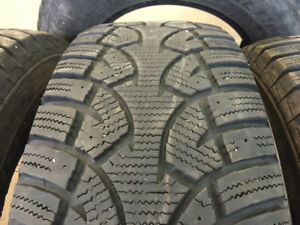 4 General Snow Tires