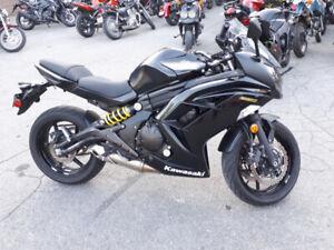 Kawasaki Ninja 650 2013