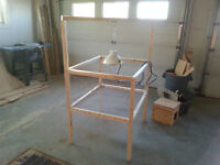 Custom made hutches/cages/chicken tractors/brooders/boxes