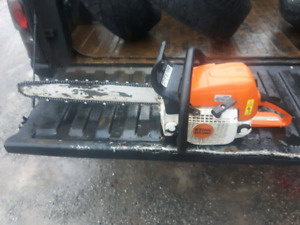 Stihl Farm Boss 290 with carrying case