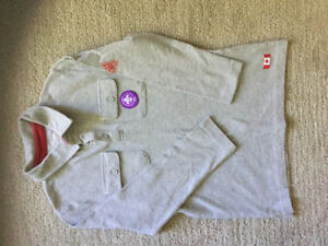Scouts long sleeve Youth S shirt