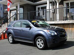 2013 Chevrolet Equinox LS / FWD / 5 passenger