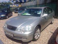2001 Lexus GS300 S Automatic - Full M.O.T - Part Exchange @ Aylsham Road Affordable Car Centre